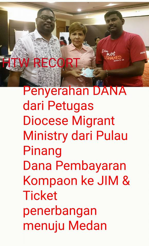 DIOCESAN MIGRANT MINISTRY